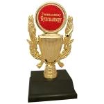 купить Статуэтка Кубок с венком Гениальному бухгалтеру цена, отзывы