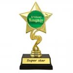 купить Статуэтка Золотая Звезда Лучшему менеджеру цена, отзывы