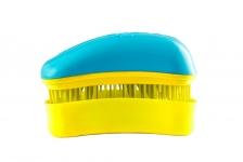 купить Расческа для волос Dessata Mini Turquoise-Yellow цена, отзывы