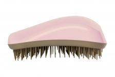 купить Расческа для волос Dessata Original Pink-Old Gold цена, отзывы