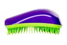 купить Расческа для волос Dessata Original Purple-Lime цена, отзывы