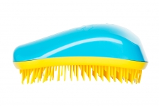 купить Расческа для волос Dessata Original Turquoise-Yellow  цена, отзывы