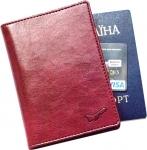 купить Обложка для паспорта Air Lux винный цена, отзывы