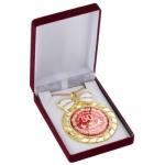 купить Медаль deluxe с кристаллами 50 лет цена, отзывы