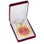 купить Медаль deluxe с кристаллами 55 лет цена, отзывы