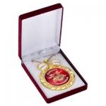 купить Медаль deluxe с кристаллами Любимой неповторимой цена, отзывы