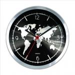 купить Настенные часы Карта мира цена, отзывы