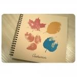 купить Альбом для рисования Осень 40 л цена, отзывы