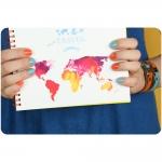 купить Фотоальбом Карта мира цена, отзывы