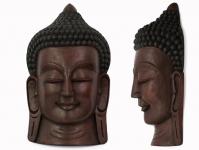 купить Этническая маска Будда 55 см  цена, отзывы