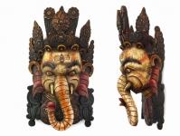 купить Этническая маска Ганеша Нара 70 см цена, отзывы