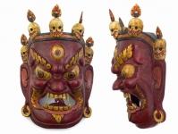 купить Этническая маска Махакала 80 см  цена, отзывы
