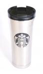 купить Термокружка Starbucks металлик цена, отзывы