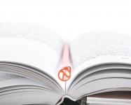 купить Закладка для книг Half Life 2 orange цена, отзывы