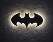 купить Cветильник Batman цена, отзывы