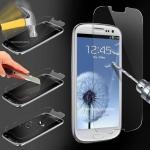 купить Защитное стекло на Samsung Galaxy S3 цена, отзывы