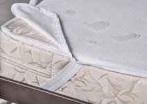 купить Непромокаемый наматрасник на резинке Гидрозащита 160х200 см цена, отзывы