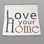 купить Плед Люблю свой дом 180х130 см цена, отзывы