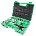 купить Профессиональный набор инструмента 21 ед. INTERTOOL ET-6021 цена, отзывы