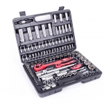 купить Профессиональный набор инструментов 1-2 дюйма и 1-4 дюйма, 108 ед. INTERTOOL ET-6108 цена, отзывы