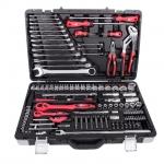 купить Профессиональный набор инструментов 1-4 дюйма и 1-2 дюйма; 119 ед INTERTOOL ET-7119 цена, отзывы