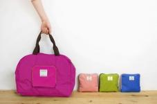 купить Летняя сумка складывается компактно с короткими ручками цена, отзывы