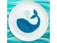 купить Тарелка Любвиобильный кит цена, отзывы