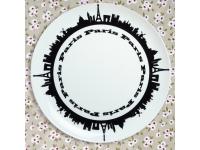 купить Тарелка Романтичный Париж цена, отзывы