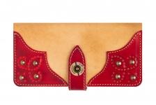 купить Кошелек Retro Ivory-Red цена, отзывы
