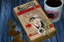 купить Кофейный набор For sweet love цена, отзывы