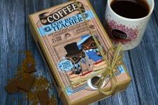купить Кофейный набор For teacher цена, отзывы