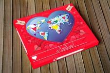 купить Шоколадный набор Люблю XL цена, отзывы