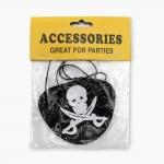 купить Повязка пирата на глаз цена, отзывы