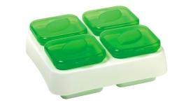 купить Контейнер для замораживания зелени 0,4 л цена, отзывы