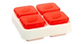 купить Контейнер для замораживания соусов 0,4 л цена, отзывы