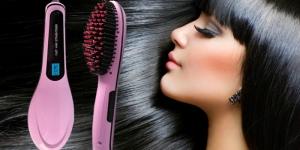 купить Электрическая расческа-выпрямитель Fast Hair  цена, отзывы