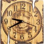 купить Настенные часы Cafe Mousse цена, отзывы