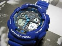 купить Часы Сasio G-Shock Blue реплика цена, отзывы