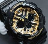 купить Часы Сasio G-Shock Gold реплика цена, отзывы