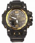 купить Часы Сasio G-Shock Black Yellow реплика цена, отзывы