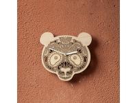 купить Деревянные часы Косолапый мишка цена, отзывы
