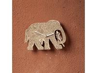 купить Деревянные часы Священный слон цена, отзывы