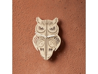купить Деревянные часы Мудрая сова цена, отзывы