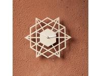 купить Деревянные часы Абстракция цена, отзывы