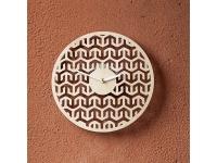 купить Деревянные часы Орнамент цена, отзывы