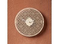 купить Деревянные часы Мозайка цена, отзывы