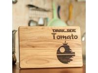 купить Разделочная доска Темная сторона Tomato цена, отзывы