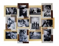 купить Деревянная мультирамка Клеопатра на 12 фото цена, отзывы