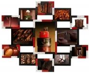 купить Деревянная мультирамка Дух Японии на 13 фото цена, отзывы