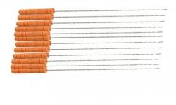 купить Мини шампура с деревянной ручкой цена, отзывы